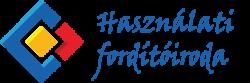 Használati fordítóiroda Logo